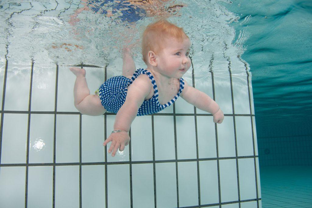 Baby onderwater-4
